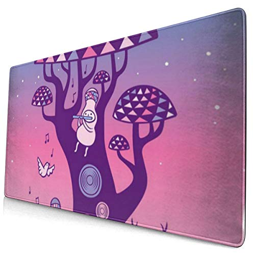 Mouse Pad Non-Slip Rubber Gaming Mouse Pad,-My Day