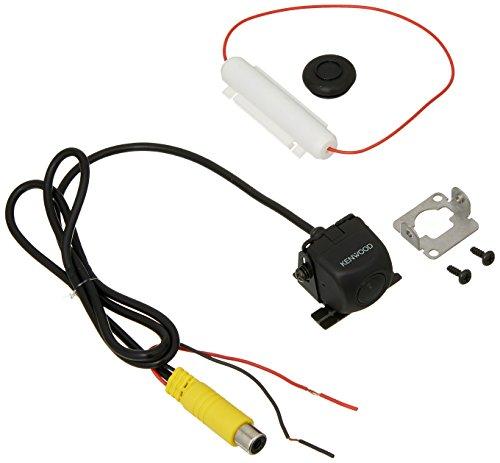 Kenwood CMOS-130 Rearview Camera with Universal Mounting Hardware