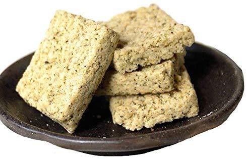 【十二堂】豆乳おからクッキー 紅茶味(8枚入) バター マーガリン 卵 不使用 / 保存料 香料 無添加