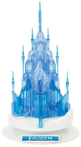 Castle Craft Collection Disney Frozen Model Kit [Japan Import] by Bandai