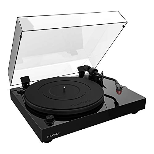 Buy Fluance RT83 Reference High Fidelity Vinyl Turntable Record Player with Ortofon 2M Red Cartridge...