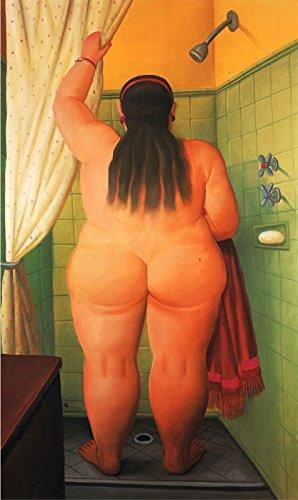 Botero 48 Poster cm 50x70 Affiche Plakat Fine Art Il Negozio di Alex