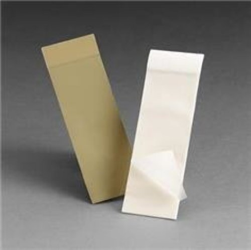 3M ScotchPad Packaging Tape Pad 3750P is a polypropylene backing with a rubber resin adhesive. Pre-cut and padded tape sheets featuring a removable paper tab. Packaged 25 sheets per pad, 40 pads per carton.