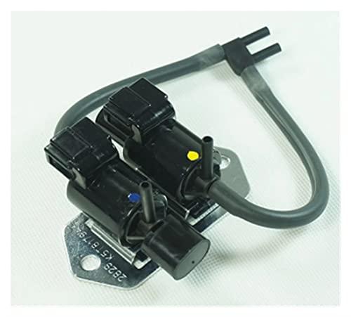 Bewitched ZHANGHANG Válvula solenoide del Interruptor de vacío Ajuste para Mitsubishi Pajero L200 L300 V43 V44 V45 K74T V73 V75 MB620532 K5T47776 ZH