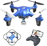 ATOYX Mini Drone con Cámara para Niños , AT-96 RC Quadcopter con App FPV en Tiempo Real,...