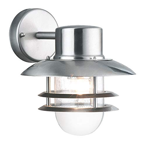 Außenleuchte Wandleuchte E27 Lampe Wandlampe Leuchte Außenlampe Außenwandleuchte (155DN)