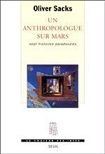 Couverture de Un anthropologue sur mars. sept histoires paradoxales
