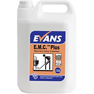 Evans Vanodine EMC Plus Alkaline Cleaner 5ltr