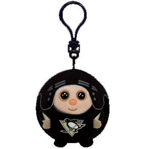 Ty NHL Beanie Ballz Pittsburgh Penguins - Clip