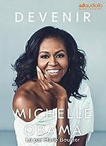 Devenir - Livre audio 2 CD MP3 de Michelle Obama