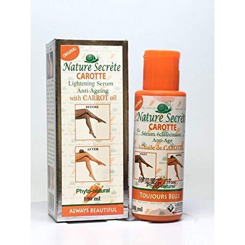 Nature Secrete Lightening Serum with Carrot Oil 100 ml