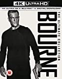Bourne 4K Collection (4K Uhd+Bd+Uv) (10 Blu-Ray) [Edizione: Regno Unito] [Italia] [Blu-ray]