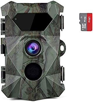 Coolife IP66 20MP 2.7K 20MP Trail Game Camera
