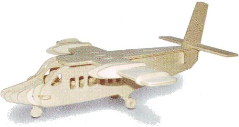 Twin Otter avion QUAY Kit de construction en bois FSC