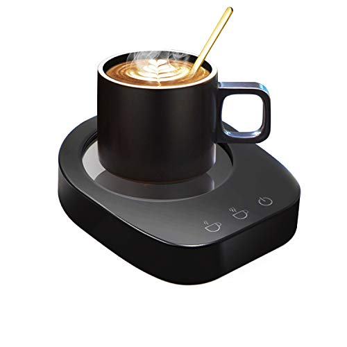 Coffee Mug Warmer-Desktop Beverage Warmer-Electric Cup Warmer Tea Water Cocoa Milk for...