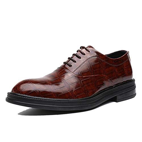 Zapatos Oxford para Hombre, Zapatos de Traje Formales a la Moda, Zapatos...