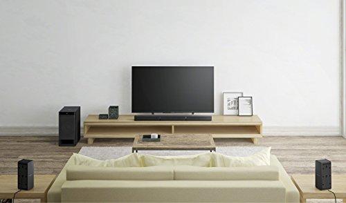 Sony HT-RT3 Barre de Son Surround 5.1, Bluetooth NFC, 600W - Noir