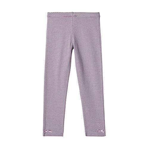 Steiff Mädchen Leggings , Weiß (BRIGHT WHITE 1000) , 92 (Herstellergröße:92)