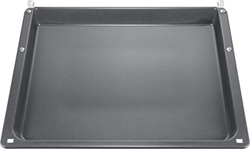 Bosch HEZ541000 - Bandeja para horno (esmaltada, para cocinas con carro de cocina)