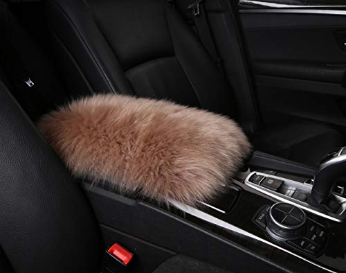 szss-car Leather Car Center console Armrest box Contenitore braccioli