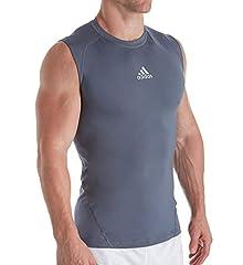 Adidas Camiseta Deportiva de Entrenamiento Manga Corta para Hombre - 843TONX