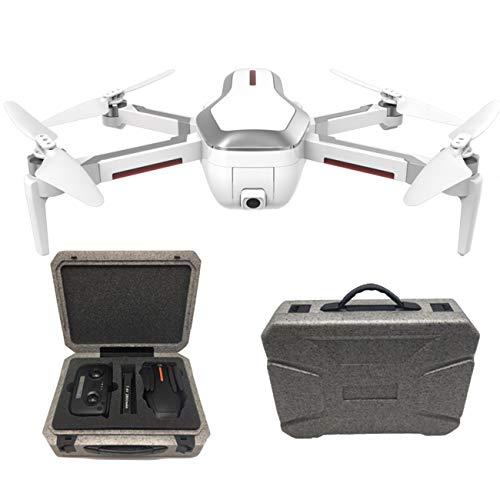 GPS Drones Auto SOTIONE ME 5G WiFi FPV GPS Plegable Dual 4K Cámara HD RC Quadcopter Flying Gesto Fotos Video Helicóptero Juguete,Blanco