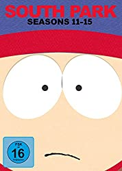 South Park - Season 11-15 [DVD]