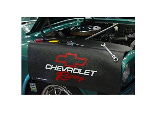 Fender Gripper Fender Cover with Chevrolet Racing Logo   Officially...