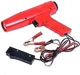 DREAMADE Pistola d'Accensione, Lampada Stroboscopica per Auto con Morse Induttive 12V