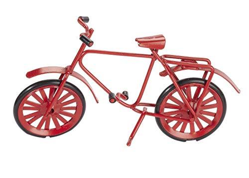 Bicicletta in miniatura delle dimensioni di 9,5 x 6 cm., 1 - confezione