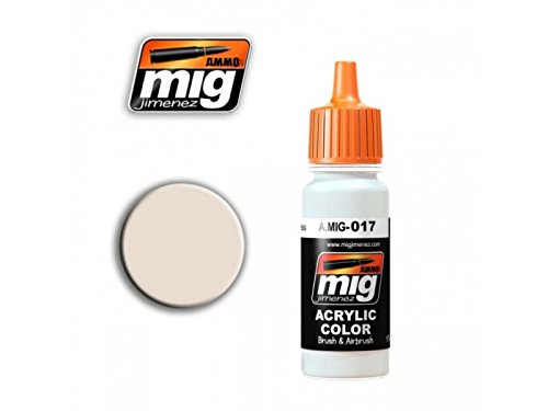 AMMO Ral 9001 Cremeweiss, Multicolor MIG-0017