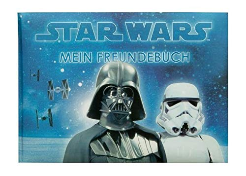 STAR WARS Freundebuch A5 quer Star Wars