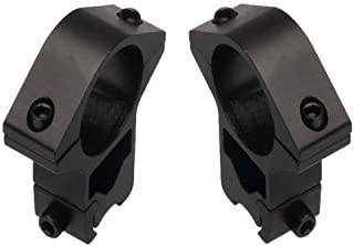 M1SURPLUS Scope Ring Mounts for Scopes with 1