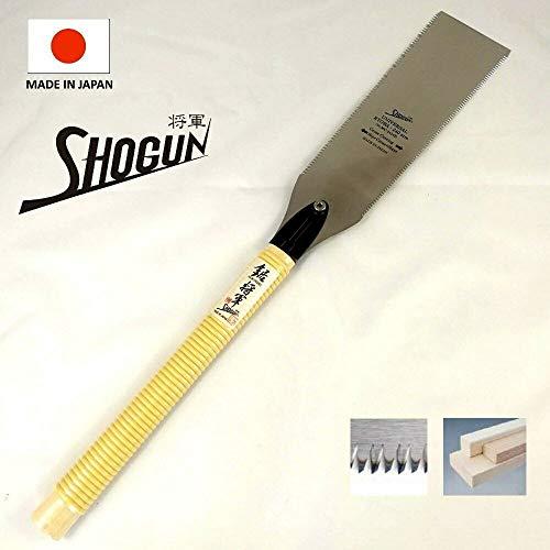 Japanische Ryoba 240 mm Universal Shogun Säge Säbelsäge Kreuz Tischlersäg
