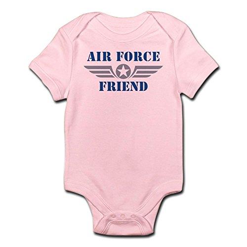 CafePress - Air Force Friend Infant Bodysuit - Cute Infant Bodysuit Baby...