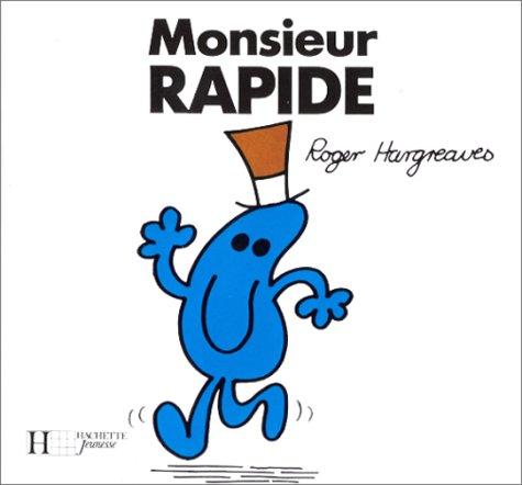 Bonhomme et dame. Monsieur Rapide
