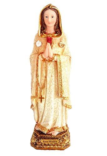 8' Inch Statue Rosa Mistica Mystica Religious...