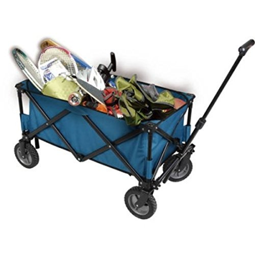 Ozark Trail Folding Wagon, Blue