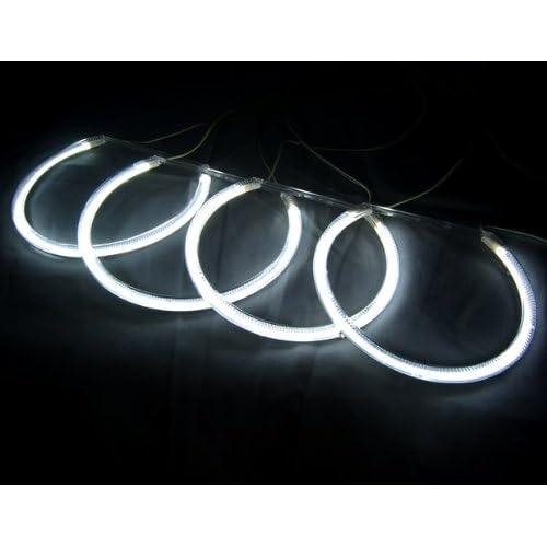 THG 7000K Angel Eye Halo Ring Light Lamp CCFL For E46 3-Series ...