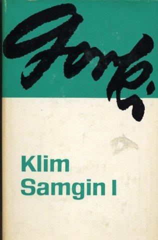 Klim Samgin. Buch 1