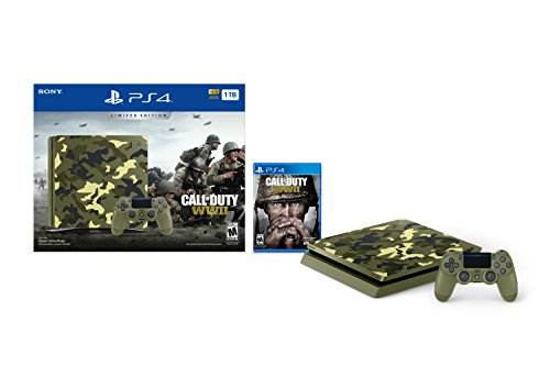 Console PlayStation Call of Duty WWII Deuxième Guerre Mondiale - 2
