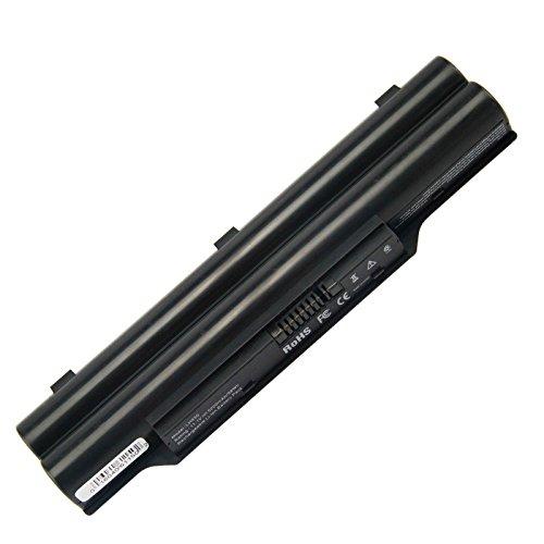 ARyee 5200mAh Batteria per portatile per FUJITSU LifeBook A530 A531 AH42   E AH530 AH530   3A AH531 FPCBP250 FPCBP250AP CP477891-01 CP478214-02 FMVNBP186 FMVNBP189 FMVNBP194