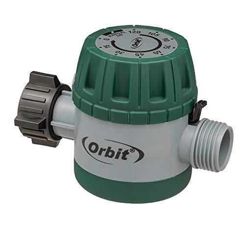 Orbit 62034 Mechanische Bewässerungsschlauch-Timer, Farben können variieren