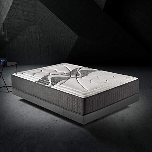 Komfortland Colchón viscoelástico Memory Vex Prime 135x200cm