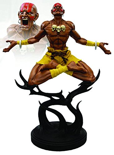 Price comparison product image Animewild Street Fighter 1 / 4 Scale Dhalsim Statue