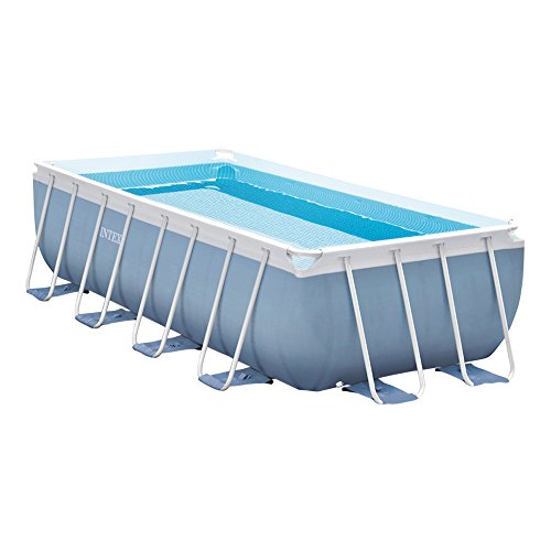 Intex 26778NP - Piscina desmontable Prisma Frame 488 x 244 x