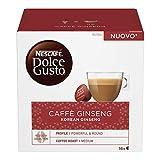 Nescafé Dolce Gusto Caffè al Ginseng 6 Confezioni da 16 Capsule (96 capsule)