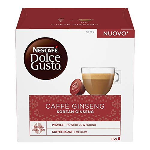 Nescafé Dolce Gusto Caffè al Ginseng - 96 Capsule