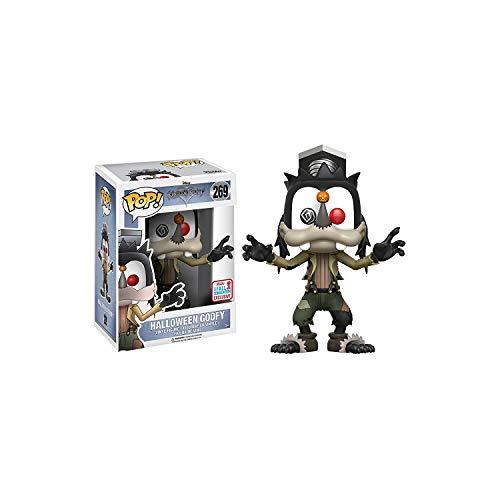 Funko - Figura Disney - Kingdom Hearts - Goofy Halloween - Merchandising Videojuegos