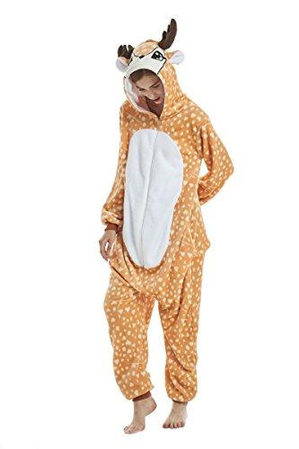Yuson Girl Pijamas de Unicornio Pijamas de UnaPieza Adulto